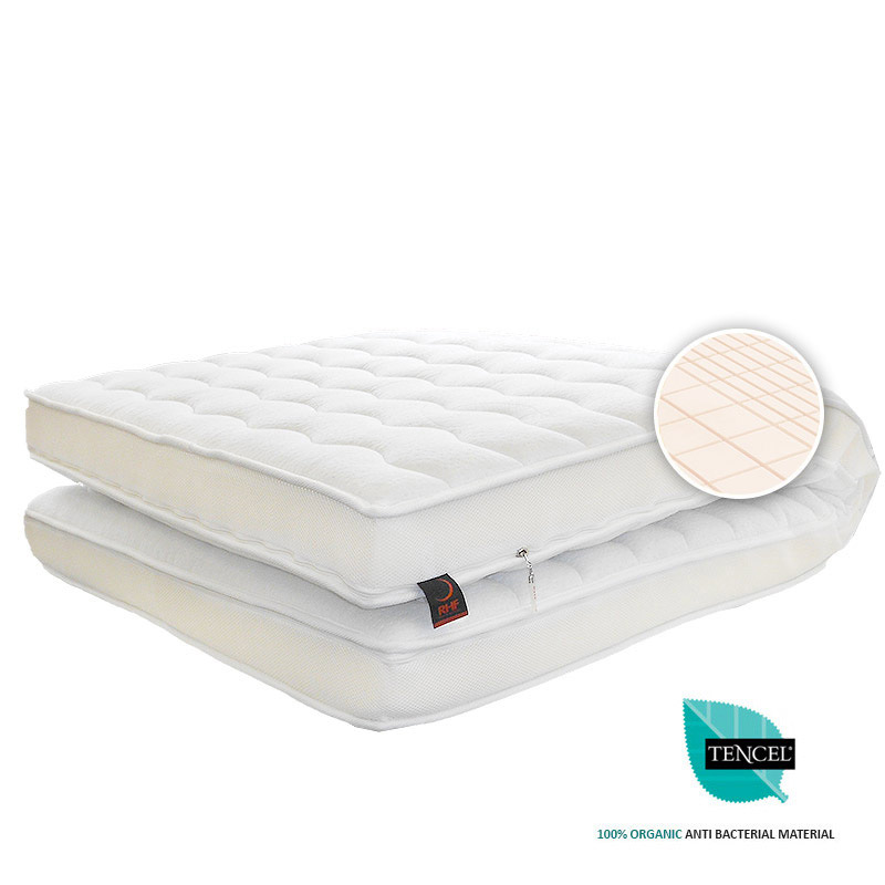 Matras te hard oplossing