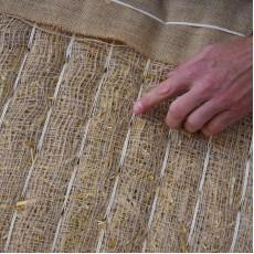Nieuw: Het stro matras, een combinatie van oude- en nieuwe technologie