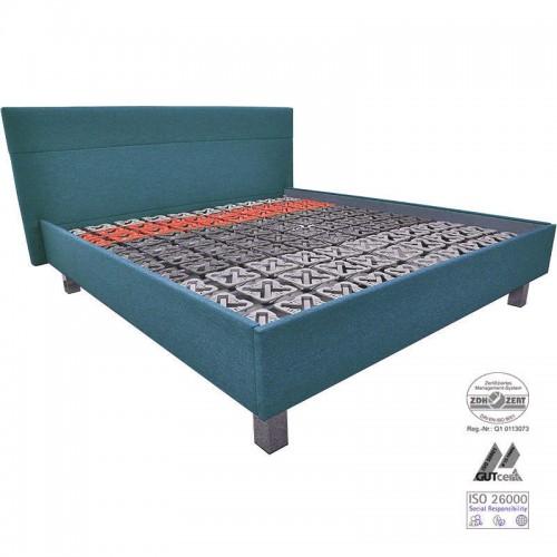 Click-On bed voor Schotelbodem Premium