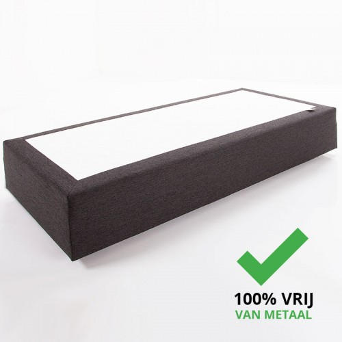 Boxspring Eco Deluxe  - zonder staal