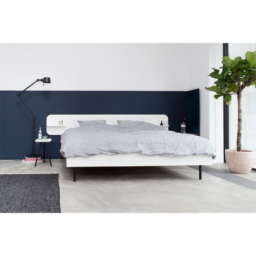 Trecompany Frame Type 2 Gelakt Bed