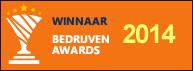 Royal Health Foam - Winnaar bedrijven award 2014