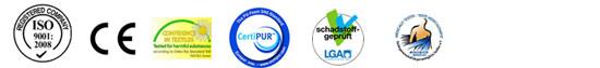 Comfort De Luxe koudschuim matras met certificaties