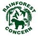 RHF ondersteunt Rainforest Concern